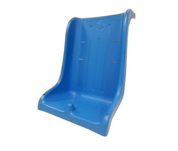 Schommelkuip los blauw kunststof groot (adult)