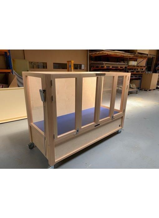 DEMO Bed Ûle Kompakt met hoog/laag bodem