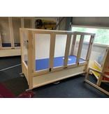 Atelier Michel Koene DEMO Bed Ûle Kompakt met hoog/laag bodem