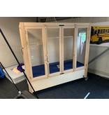 Atelier Michel Koene DEMO Bed Ûle met hoog/laag bodem