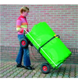 Transportkar voor luchtkussens