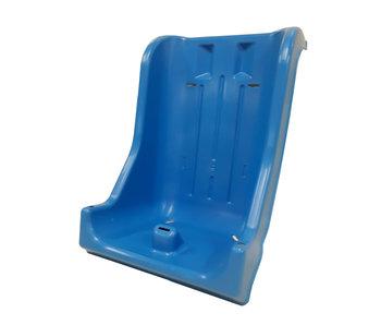 Schommelkuip los blauw kunststof klein