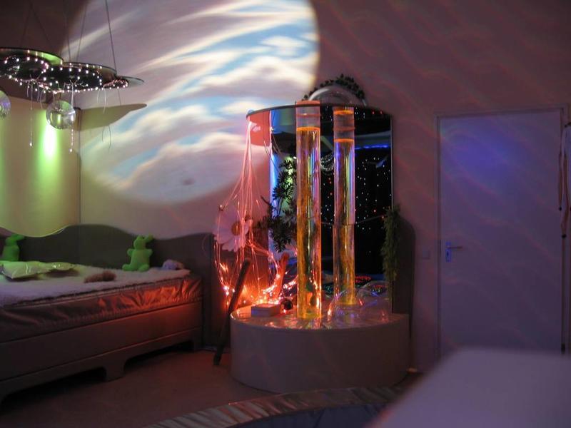 Atelier Michel Koene Snoezelruimtes   diversen