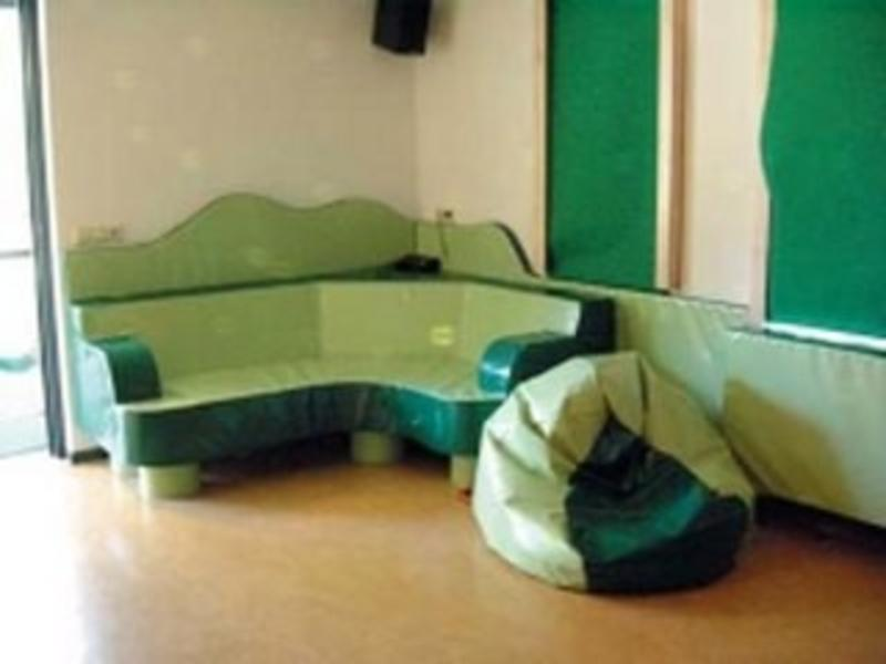 Atelier Michel Koene Wandmat met uitsparing, 4cm, Bisonyl   maatwerk