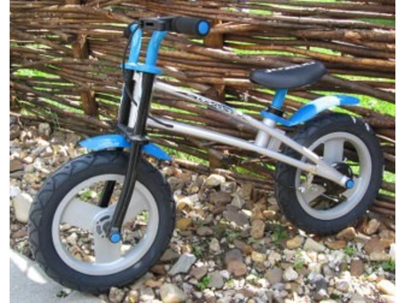 Kinderloopfiets   85cm l, 55cm h