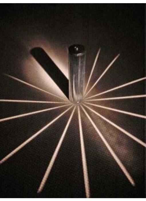Spiegelcilinder- incl motor