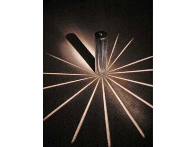 Spiegelcilinder- incl motor   Ø 12 x 50cm