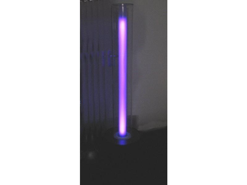 Bubble Unit 20B met blacklight   Ø 20 x 180cm