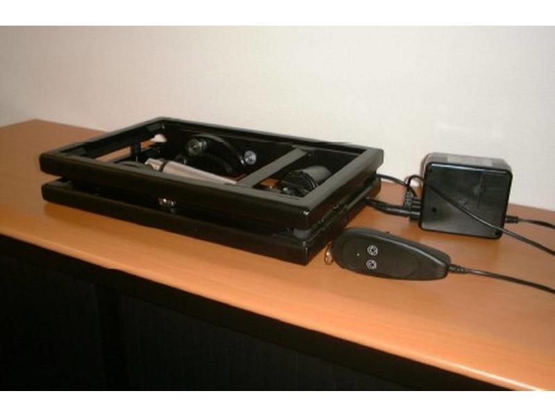 Schaarlift Kompakt SET- incl best en handsch   44,5 x 30 x 8cm