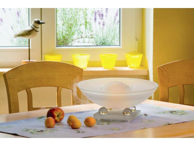 Solaris water vernevelaar schaal tafelmodel   35cm