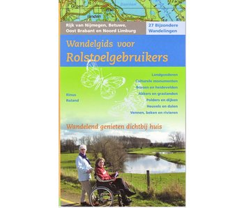 Boek Wandelgids voor Rolstoelgebruikers