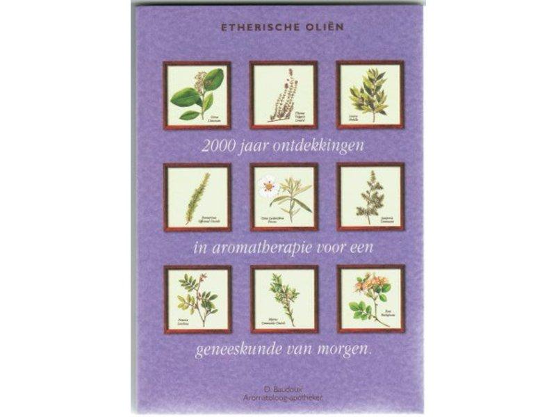 Boekje 2000 jaar aromatherapie