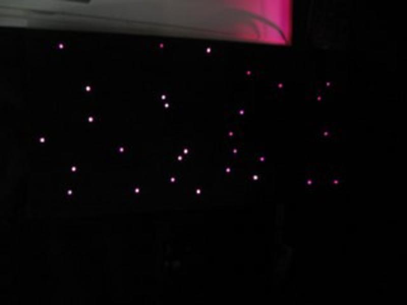 Astro systeemplafond 6 tegels 120x60cm 30 lichtp   60x120cm