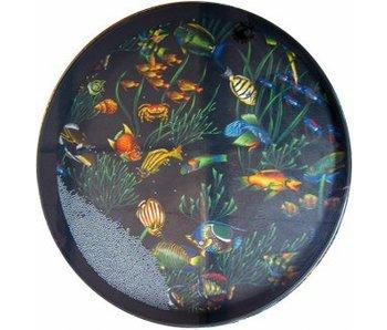 Remo Ocean Drum Ø 55cm vissen afbeelding