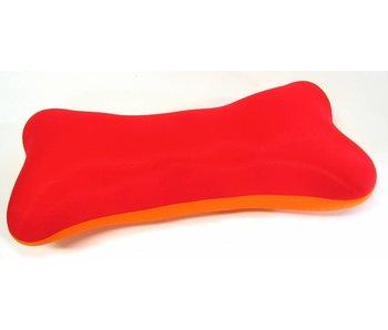 Mio bot- rood-oranje kussentje