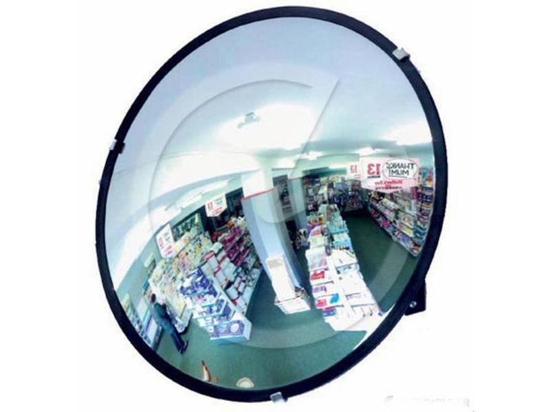 Panoramaspiegel- licht bol- incl ophangbeugel Ø60cm 180gr.