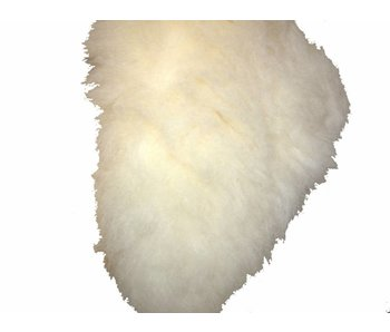 Schommelsnoezelstoeldekje, schapenvacht