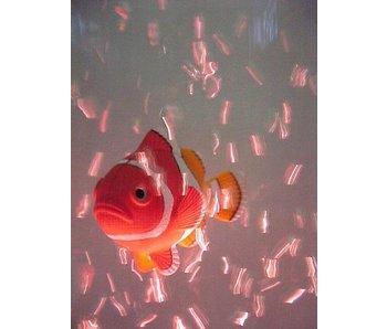 Visjes met beweegbare staart
