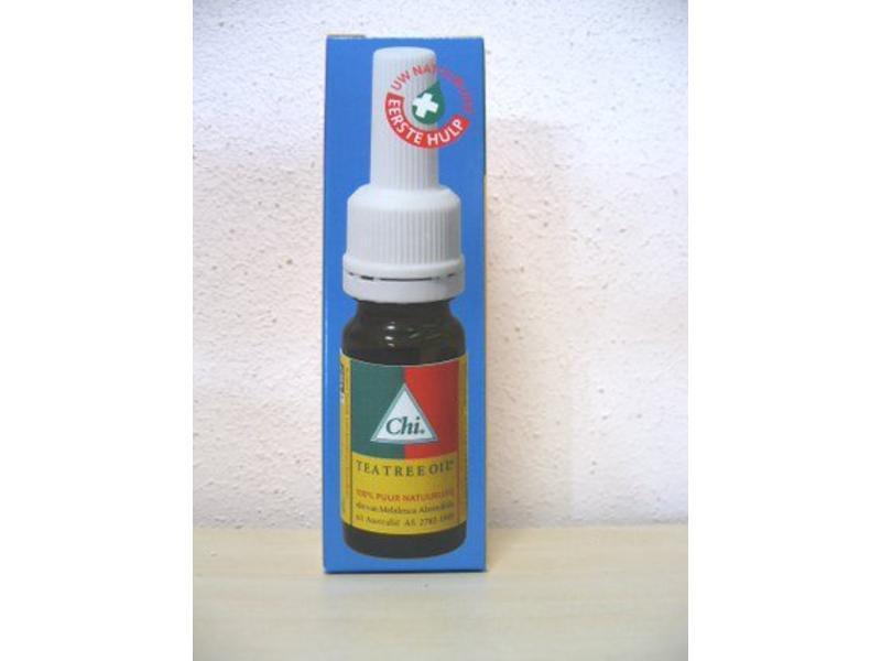 Chi Natural Life Chi Tea Tree - Eerste hulp olie, Eko  20ml