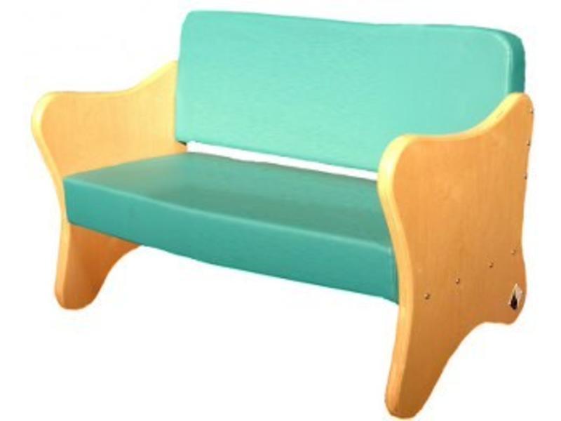 Atelier Michel Koene Bank Orion Design 3 zits, Stamskin   150 x 65 x 80cm