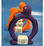 Duikspel 4 dierenringen   Ø12cm