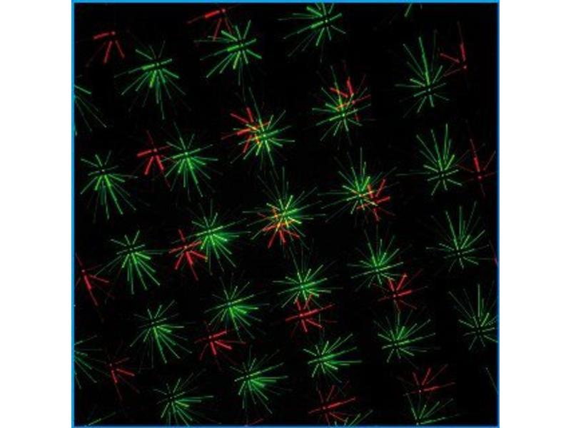 Laserprojektor Multipoint Multicolor MKll   25x18cm