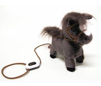 Pony met afstandbediening
