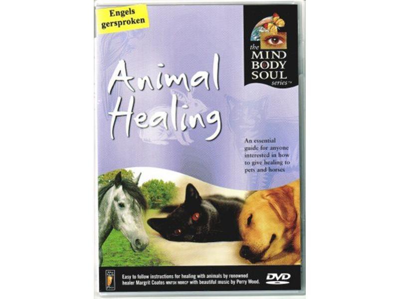DVD Animal healing   1DVD