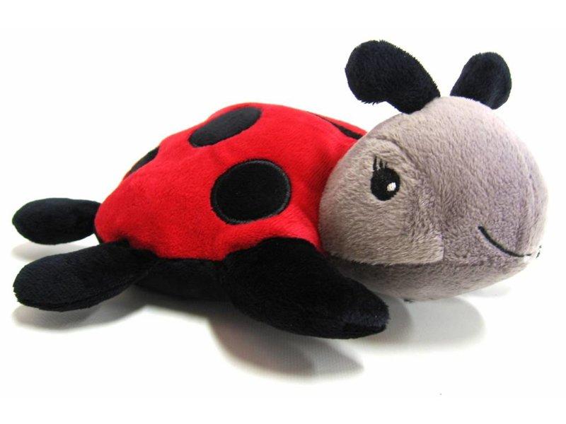 Lieveheersbeestje om op te warmen of afkoelen