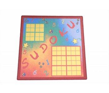 Spelkleed Sudoku inclusief speelmateriaal