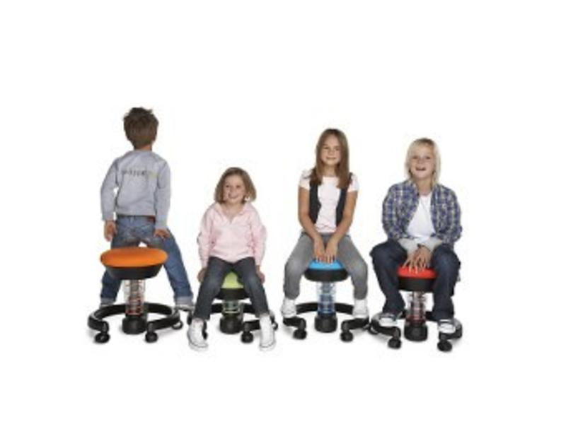Swoppster 3D kinderkruk   4-12 jaar