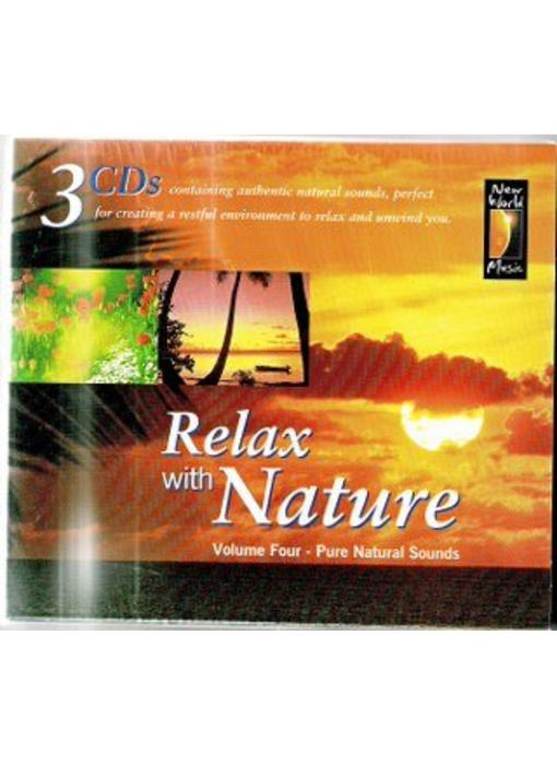 CD Relax With Nature vol 4