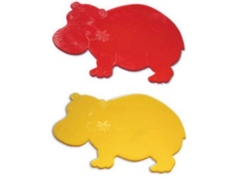 Edu-Play Antislipmat Nijlpaard of Schildpad   35x25cm