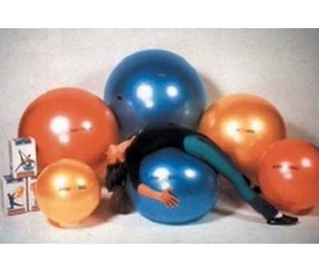 Gymnic Bodyball Classic blauw