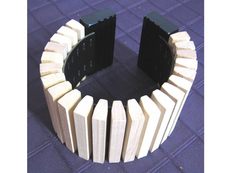 Ratel kokiriko- hout