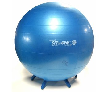 Gymnic Sit'n'Gym blauw