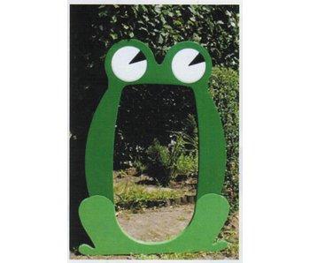Wandspiegel kikker acrylaat