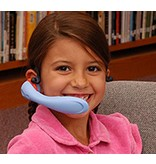Fluister Headset Whisper Phone  Large