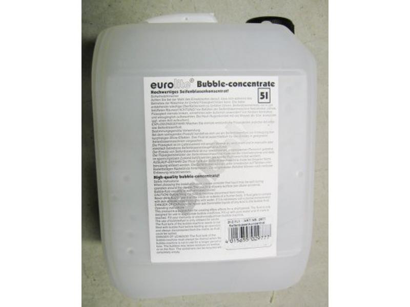 Bellenblaasvloeistof- low cost, concentraat   5L
