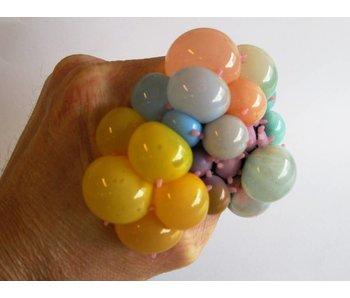 Squishy Meshball Rainbow
