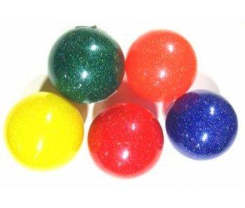 Bal glitterbal zacht