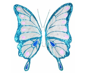 Vlinder groot- nylon