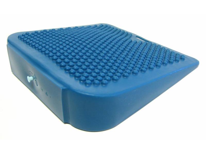 Gymnic Gymnic Movin'Sit Senior wigkussen blauw   35 x 35 x 7cm