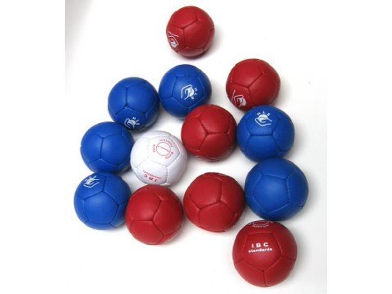 Boccia ballenspel- medium incl draagtas