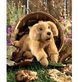 Handpop Golden retriever pup   35cm