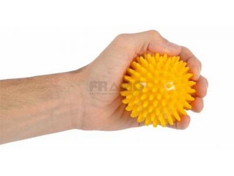 Egelbal massagehandbal soft   8cm