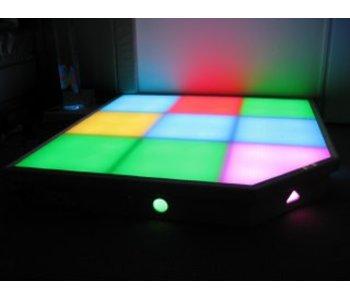 Licht- en geluiden Trilvloer