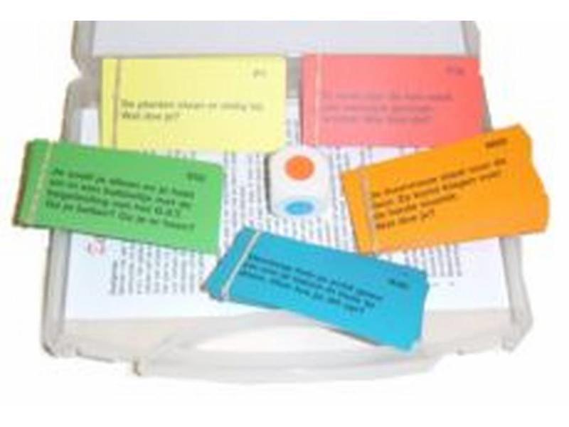 Edu Books & Training Spel Zeg Je Zegje