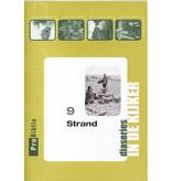 ProBiblio DVD - Diaserie Strand in A5 koffertje