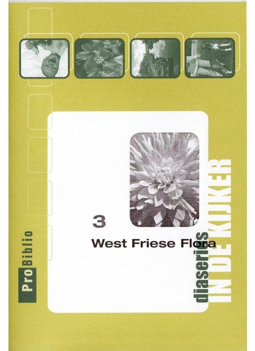 DVD - Diaserie West-Friese Flora